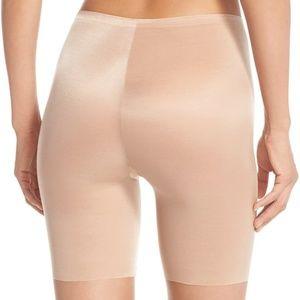 Spanx Intimates & Sleepwear - SPANX 10008R Skinny Britches Mid Thigh Short Naked